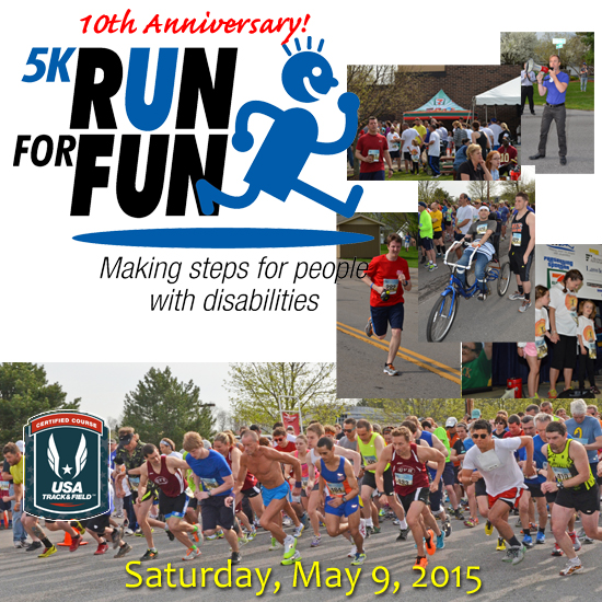 5K Run For Fun 2015